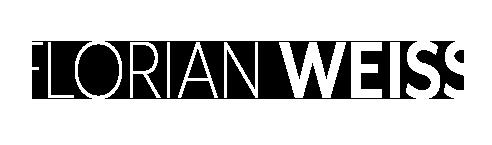 Florian Weiss | DJ | Moderator | Logo
