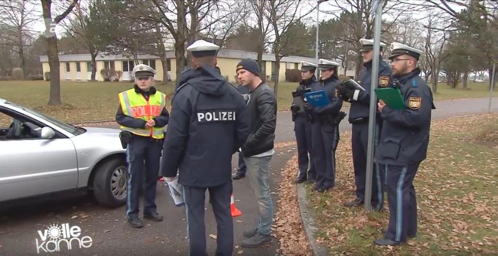 ZDF   Reportage   Polizei