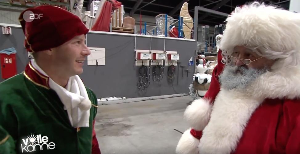 ZDF   Reportage   Leuchtende Weihnachtsparade