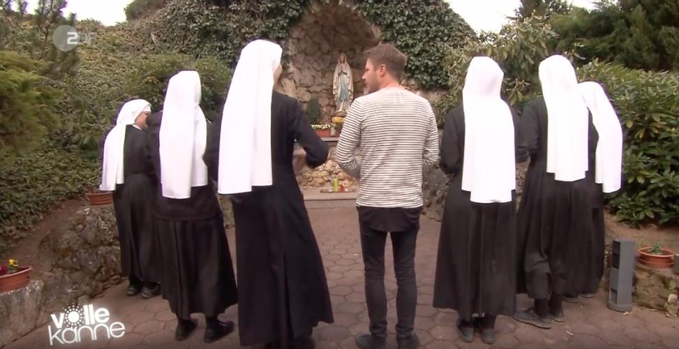 ZDF | Reportage | Leben im Kloster Teil 2