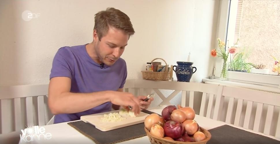 ZDF | Besserwisser | Zwiebel