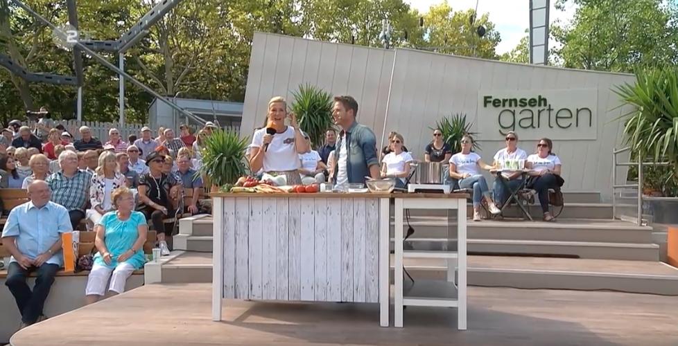 ZDF | Fernsehgarten | Selbstversuch