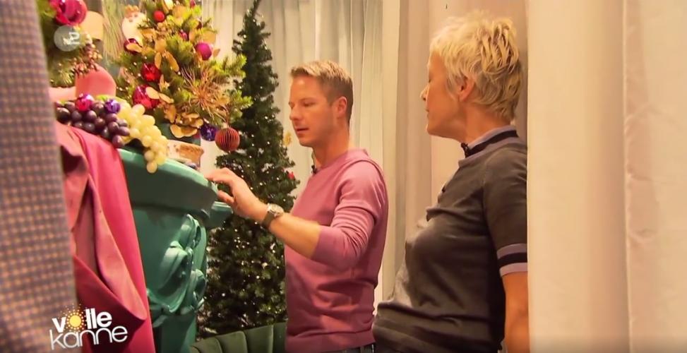 ZDF | Reportage | Florian Weiss als Schaufensterdekorateur
