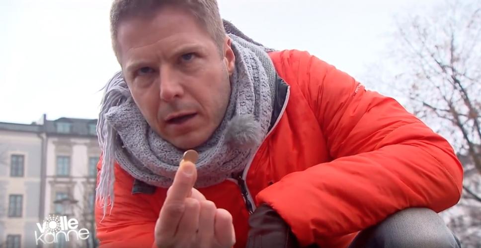 ZDF | Besserwisser | Was tun mit gefundenem Geld?