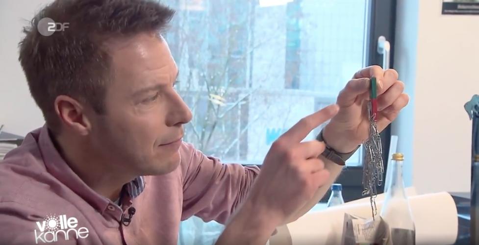 ZDF   Besserwisser   Wie funktioniert ein Magnet