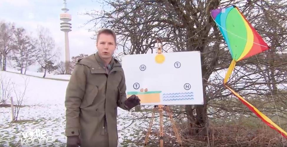 ZDF   Besserwisser   Wie entsteht Wind