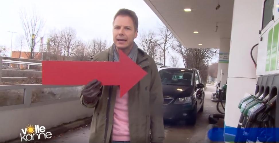 ZDF | Besserwisser | Tankdeckel