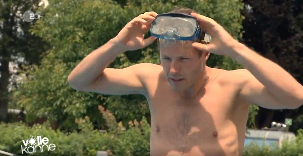 ZDF | Besserwisser| Taucherbrille