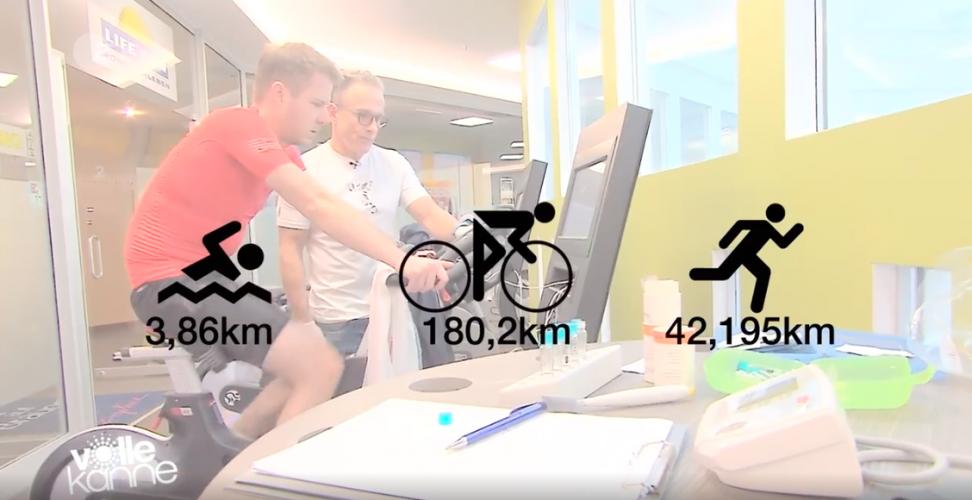 ZDF | Reportage | Flo als Ironman Teil 1
