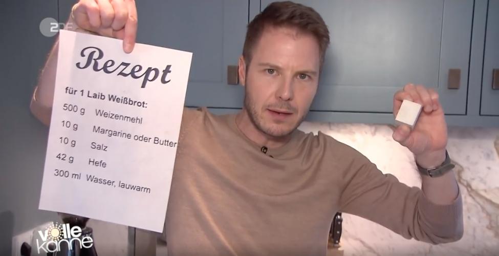 ZDF | Besserwisser | Hefewürfel