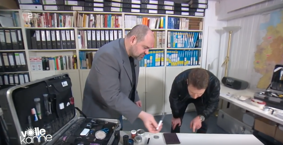 ZDF | Reportage | Flo als Detektiv