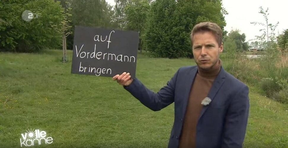 ZDF | Besserwisser | Vordermann