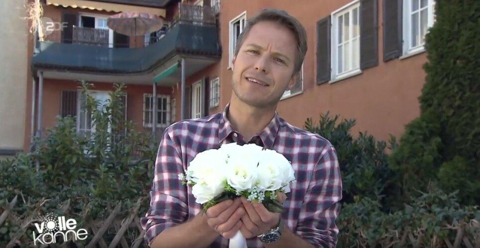 ZDF | Besserwisser | Brautstrauß