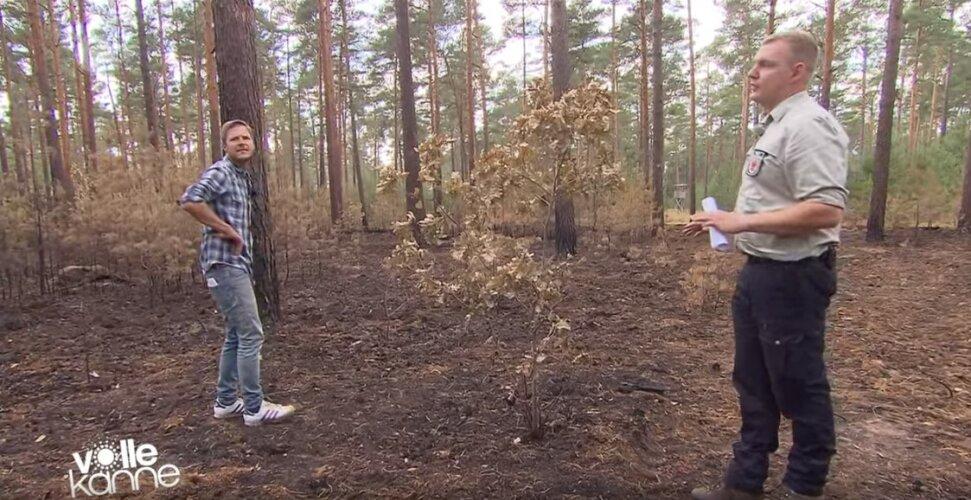 ZDF   Reportage   Flo bei der Waldbrandüberwachung